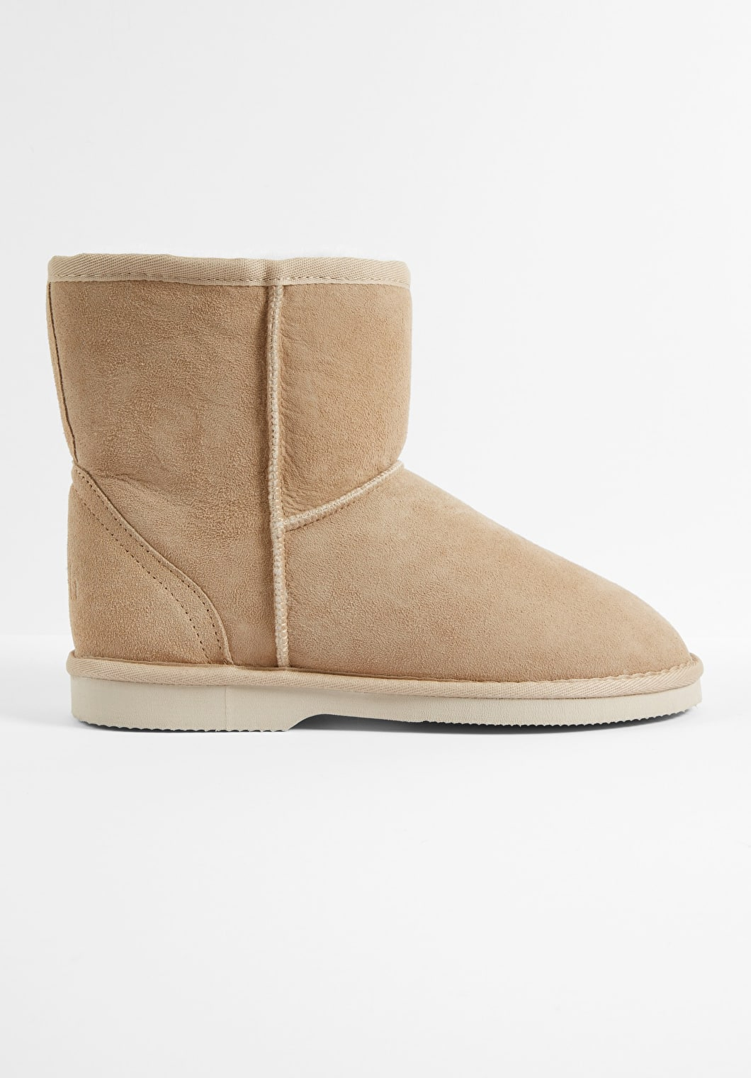 Ankle Sheepskin Boots | hush
