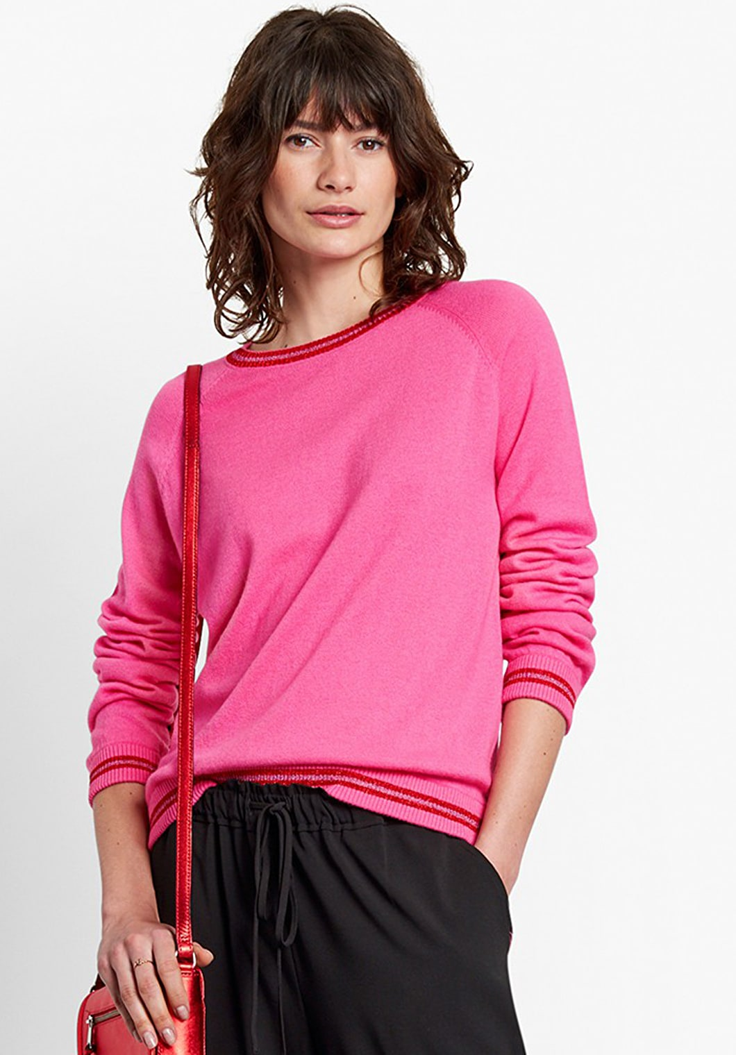 Jones Lurex Jumper | hush