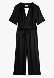 Carly Cropped Jumpsuit