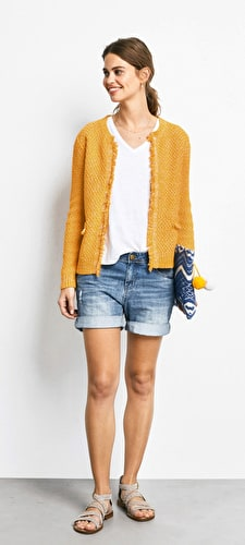 Basket Stitch Jacket