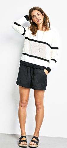 Brooke Stripe Jumper