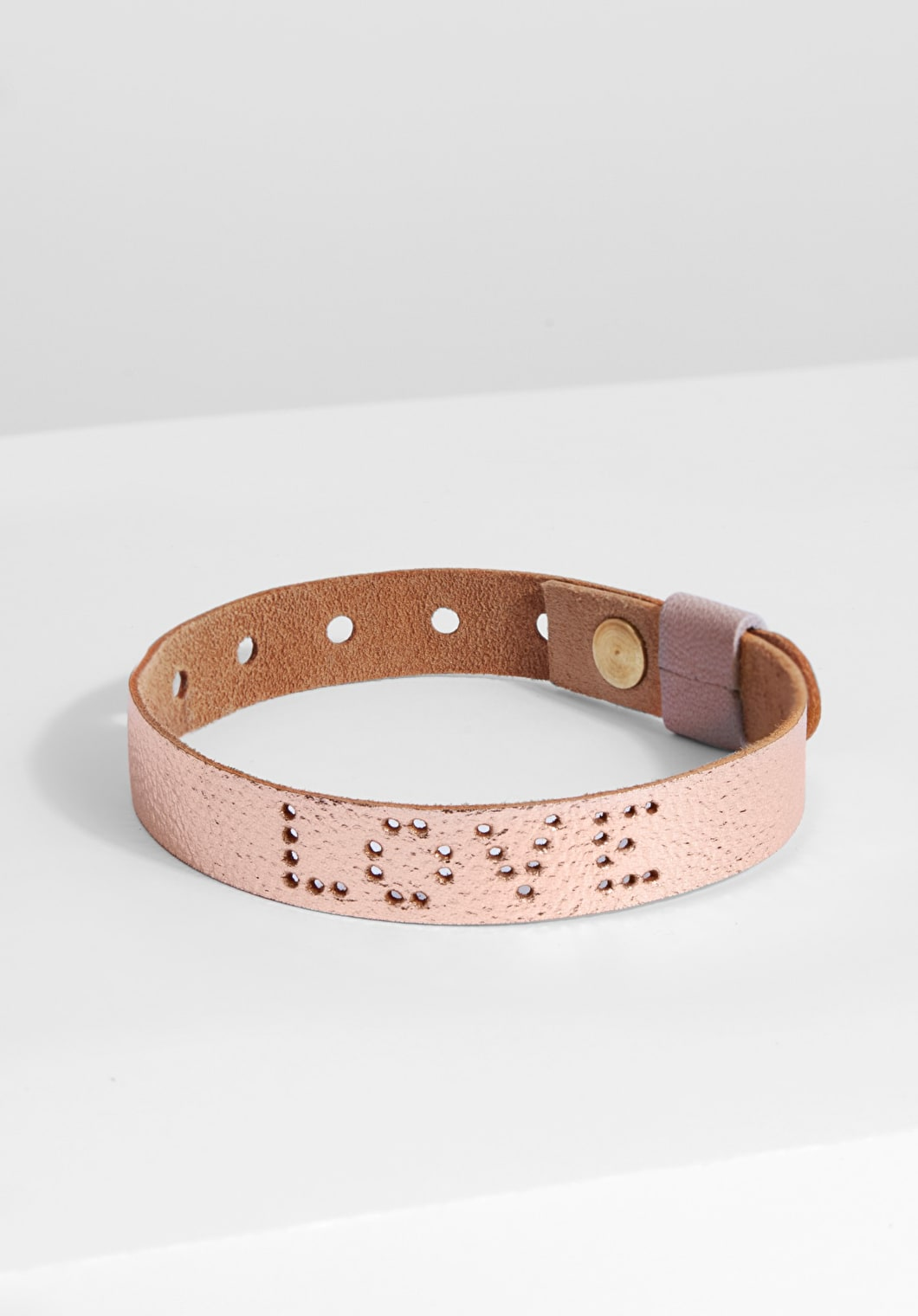 Love Leather Bracelet | hush