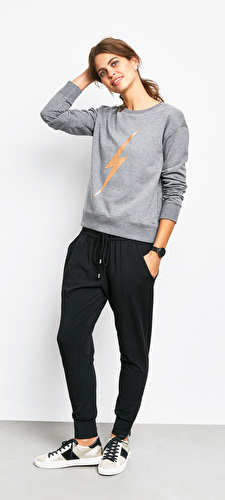 Lightning Bolt Sweat Top