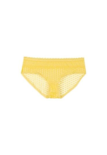 Laila Lace Knickers