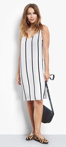 Dakota Striped Dress