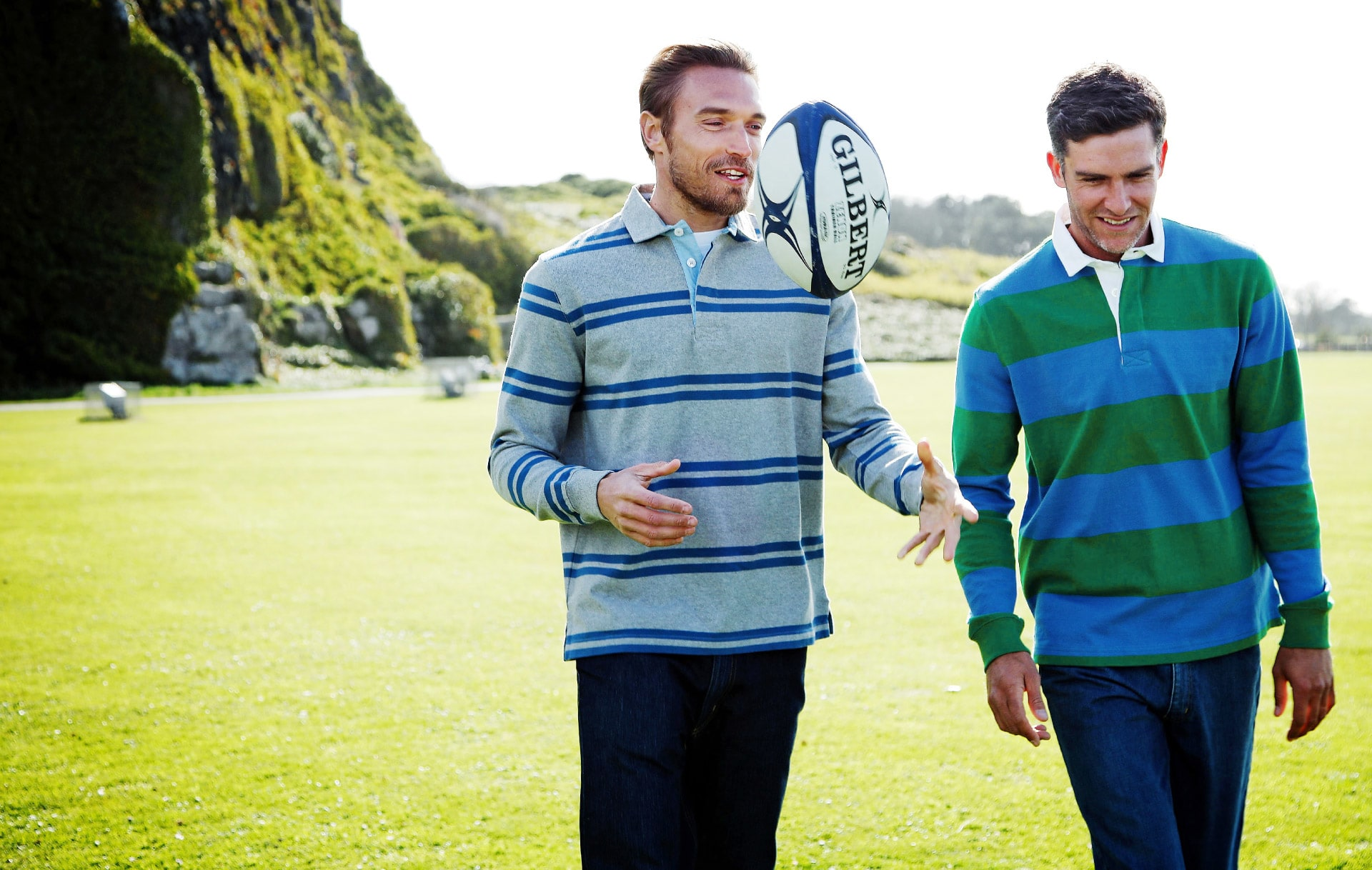 Striped Rugby Shirts