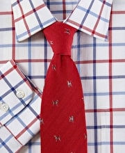 Blue/Red Country Check Shirt