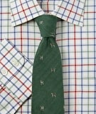 Green/Red/Blue Country Check Shirt