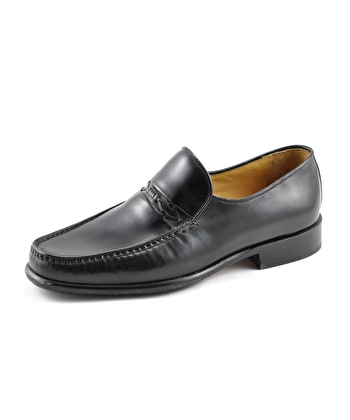 Turin Loafer - Black