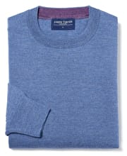 Merino Jumper - Crew Neck