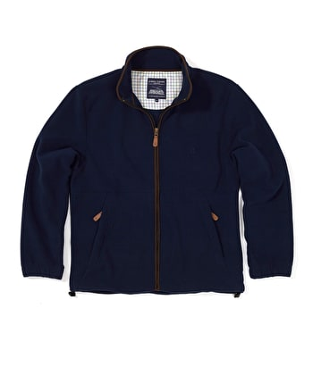 Coverdale Fleece Jacket - Navy