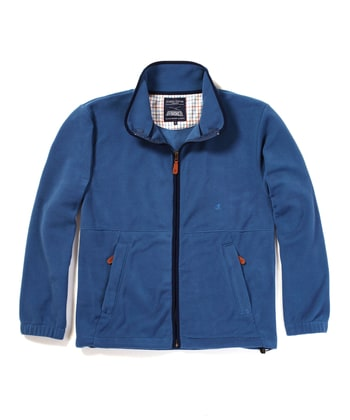 Coverdale Fleece Jacket - Blue