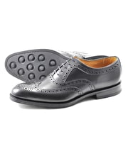Bovey Brogue - Black