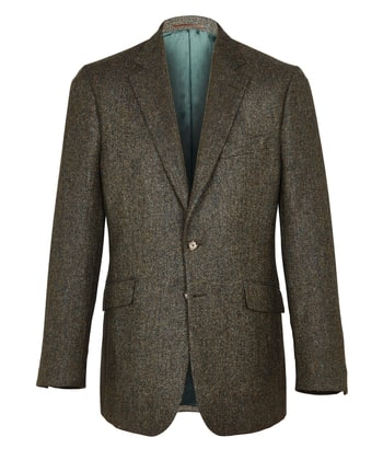 Dales Tweed & Country Jackets - Dark Green