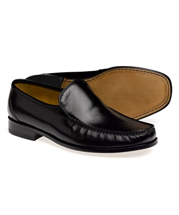 Siena Moccasin - Black