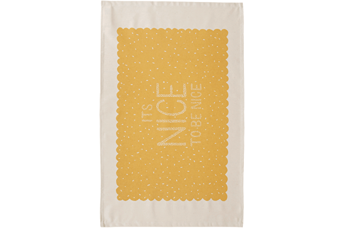 Nice to be Nice - Tea Towel