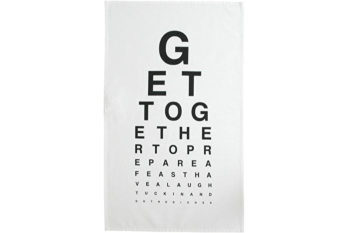 Get Together Eye Chart
