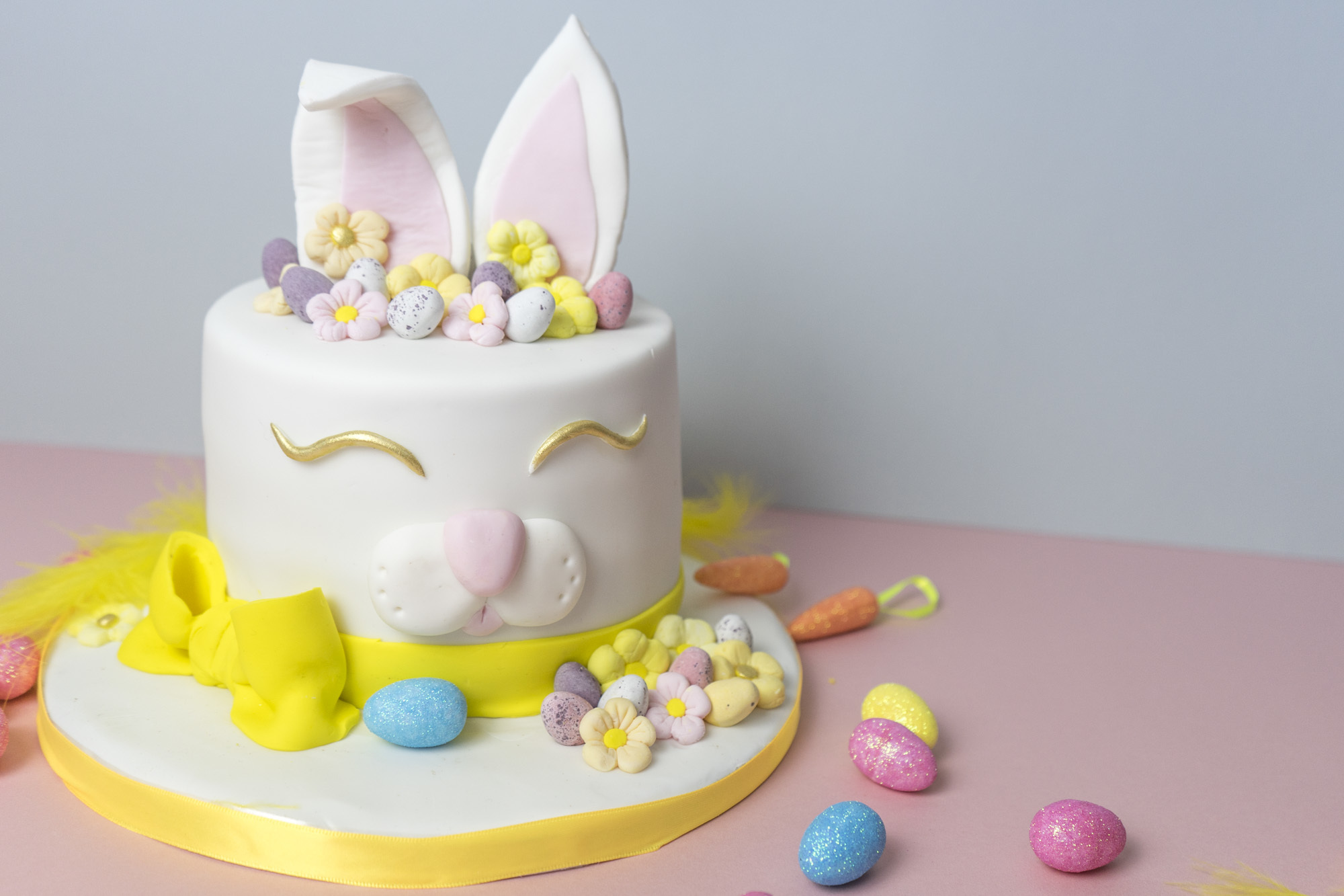 Easter Bunny Easter Cake