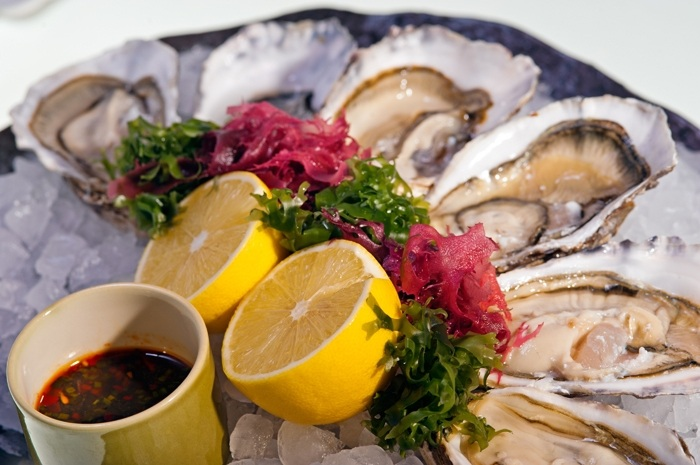 A romantic seasonal delicacy, Oyster
