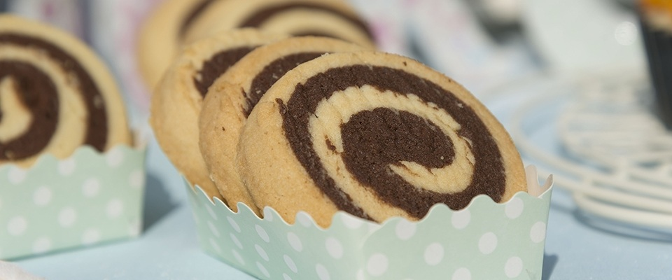 It's biscuit week on The Great British Bake off!