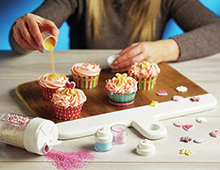 Edible Cake Decorations