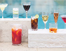 Virtually Unbreakable Barware
