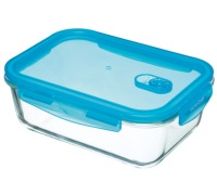 Pure Seal Glass Rectangular 1.8 Litres Storage Container