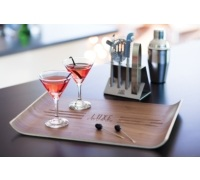 Luxe Lounge set di 5 utensili per cocktail