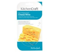 Kitchen Craft Set of 3 Spare Cheese Slicing Wires
