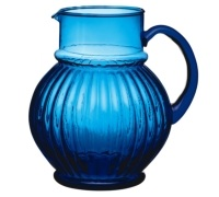 World of Flavours Mediterranean Large Glass Jug