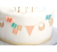 Sweetly Does It Edible 'Baby' Sugar Ribbon