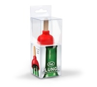 Fred Plunge Silicone Bottle Stopper