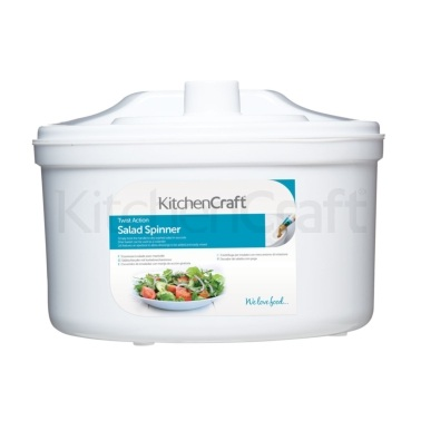 KitchenCraft 22.5cm Salad Spinner