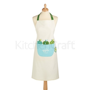 KitchenCraft An Apple A Day Apron