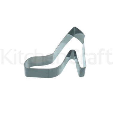 KitchenCraft 9cm Shoe Shaped Cookie Cutter