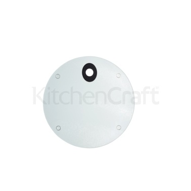 Kitchen Craft Round Toughened Glass Worktop Protector