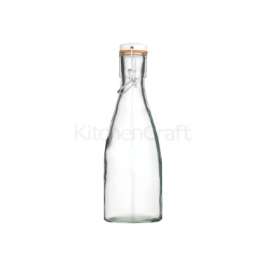 Home Made Glass 450ml Bottle