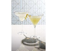 BarCraft Polycarbonate Martini Glass