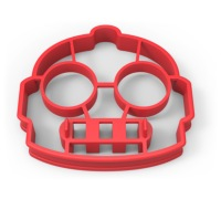 Fred Funny Side Up Robot Egg Mould