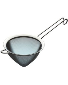 Photo of KitchenCraft Stainless Steel 15cm Fine Mesh Conical Sieve