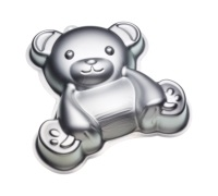Sweetly Does It Bear Shaped Cake Pan