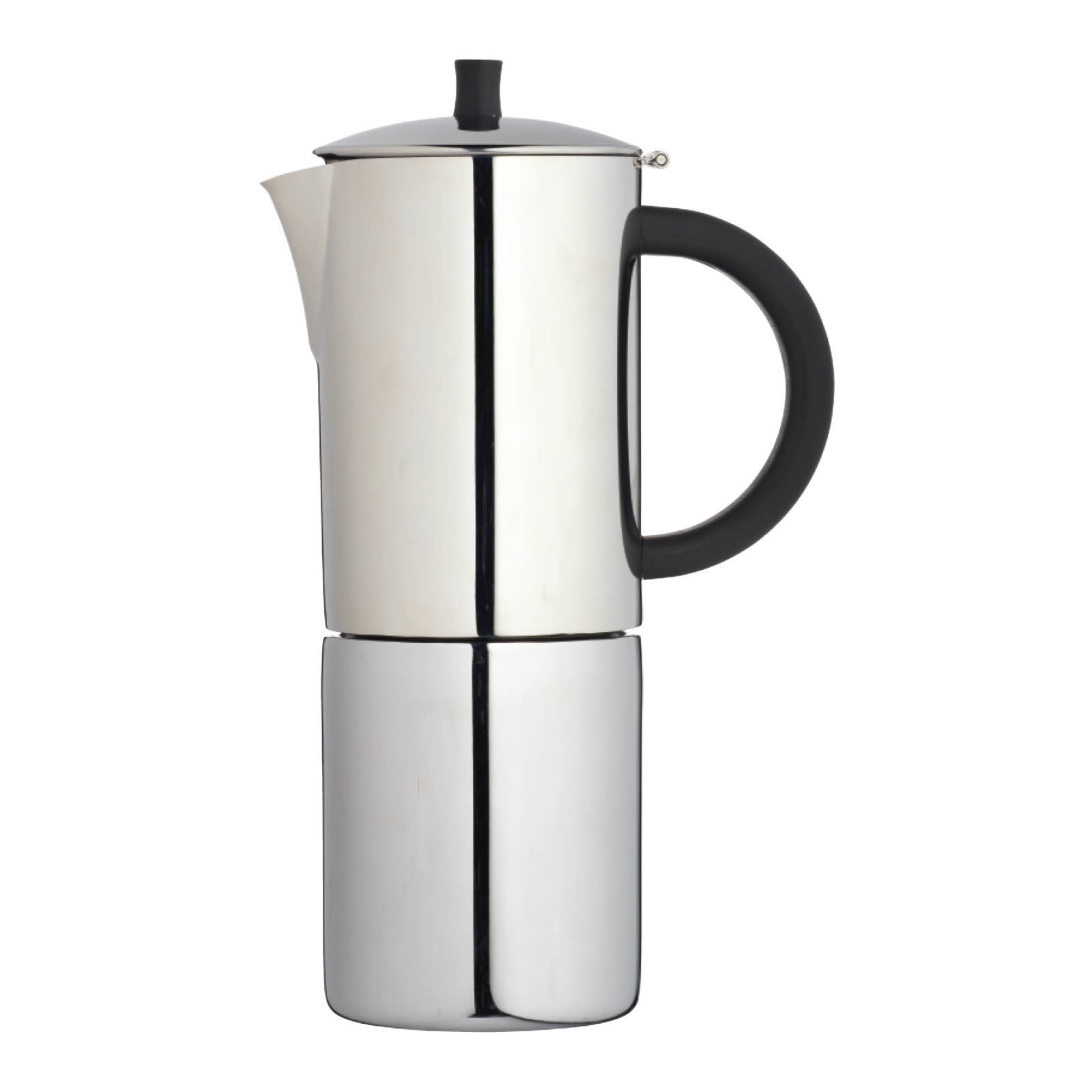 Le xpress stainless steel 10 cup expresso maker for Kitchen xpress overseas ltd contact number