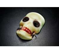 Spookily Does It Skull Shaped Halloween Jelly Maker