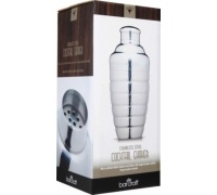 Shaker à cocktail inox 500ml Luxe Lounge