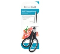 KitchenCraft 21cm Rubber Grip Multi-Purpose Scissors