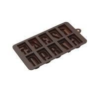 Sweetly Does It Chocolate Numbers Silicone Mould