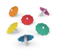 Fred My Tai Umbrella Drink Markers