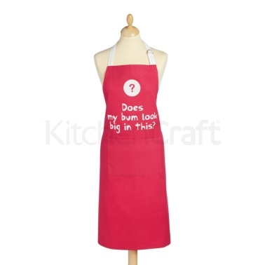 Kitchen Craft Quotes Apron