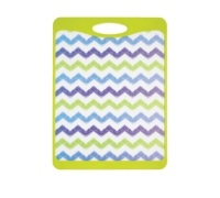 Kitchen Craft Large Zigzag Design Reversible Cut & Serve Board
