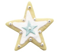 Sweetly Does It Set of 3 Star Shaped Cookie Cutters
